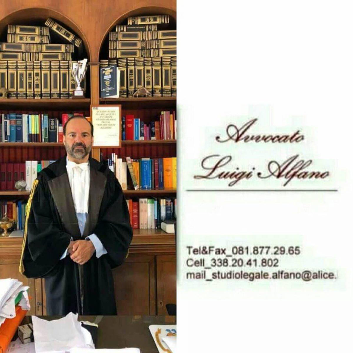 Avvocato Luigi Alfano